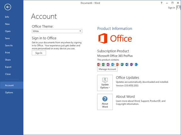 PC installation for Office 365 Pro Plus | IT Service (NUIT